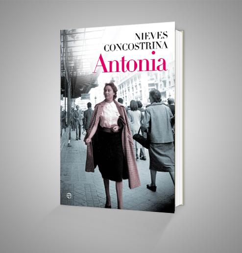 ANTONIA Urrike liburudenda