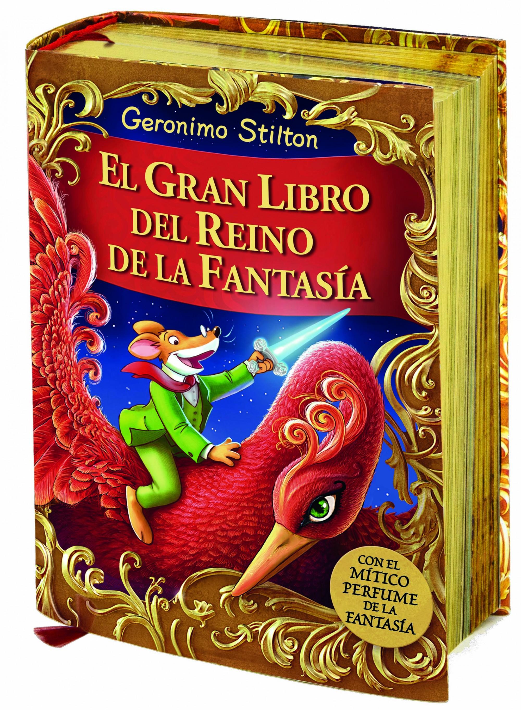 El gran libro del Reino de la Fantasia urrike liburudenda