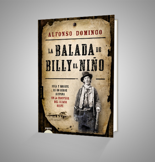 La balada de BILLY el NIÑO Urrike liburudenda