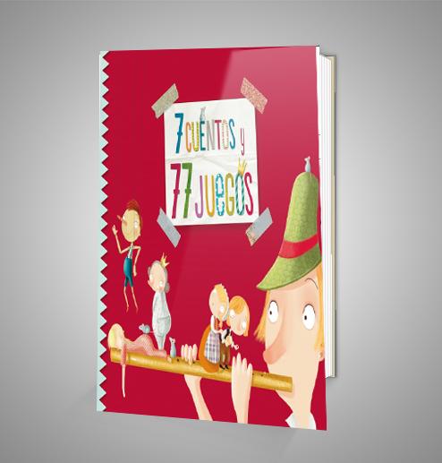 7 CUENTOS Y 77 JUEGOS Urrike liburudenda