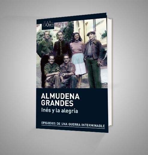 INÉS Y LA ALEGRÍA Urrike liburudenda