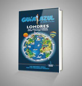 LONDRES.GUIA AZUL Urrike liburudenda