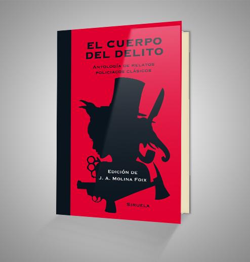 EL CUERPO DEL DELITO.ANTOLOGÍA DE RELATOS POLICIACOS Urrike liburudenda jpg.