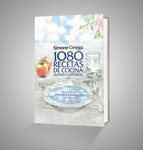 1080 RECETAS DE COCINA URRIKE LIBURUDENDA