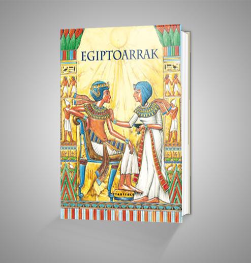 EGIPTOARRAK URRIKE LIBURUDENDA