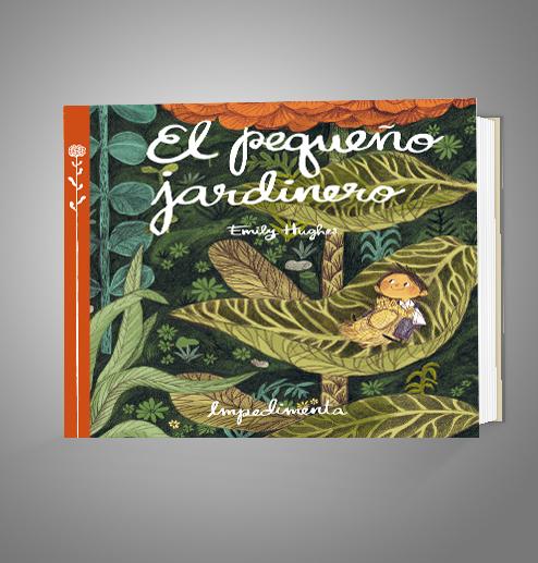 EL PEQUEÑO JARDINERO URRIKE LIBURUDENDA