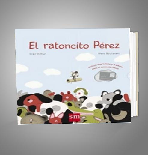 EL RATONCITO PÉREZ URRIKE LIBURUDENDA