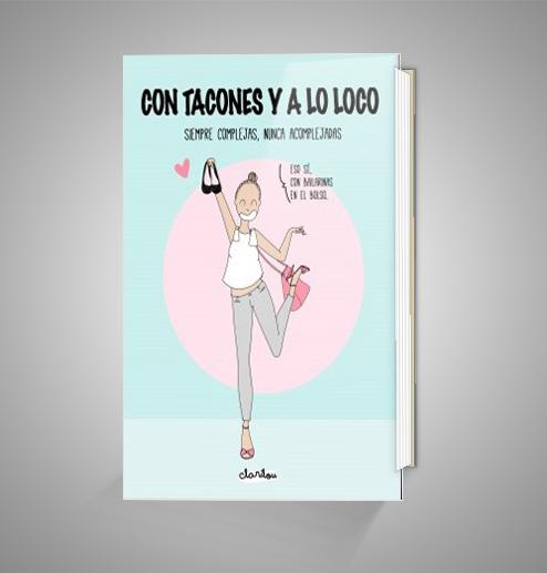 CON TACONES Y A LO LOCO URRIKE LIBURUDENDA