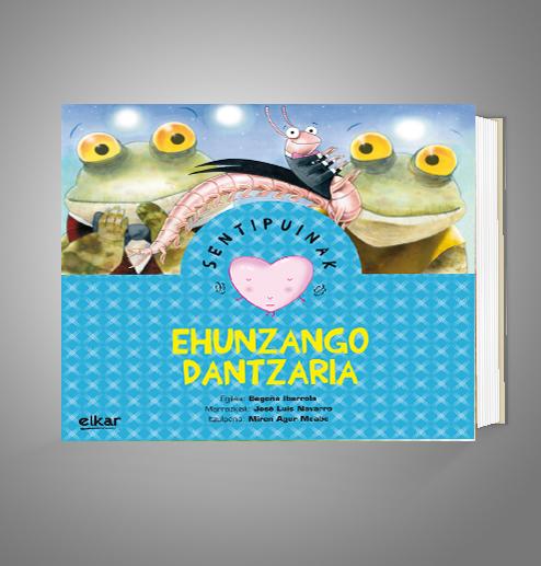 EHUNZANGO DANTZARIA URRIKE LIBURUDENDA