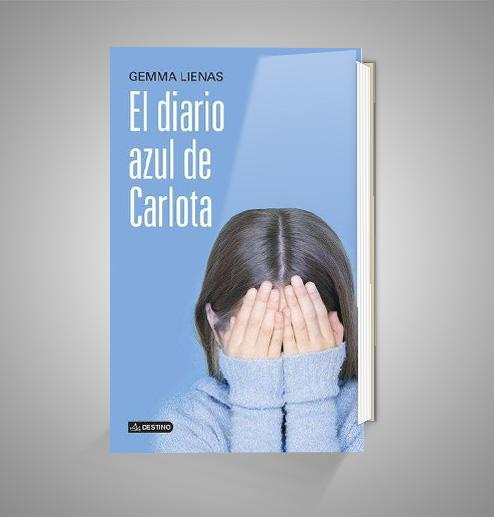 EL DIARIO AZUL DE CARLOTA URRIKE LIBURUDENDA