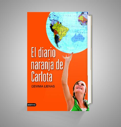 EL DIARIO NARANJA DE CARLOTA URRIKE LIBURUDENDA