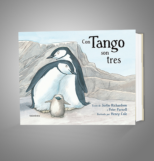 CON TANGO SON TRES URRIKE LIBURUDENDA