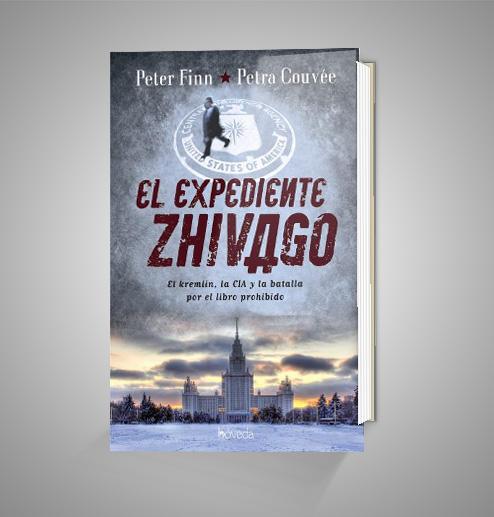 EL EXPEDIENTE ZHIVAGO URRIKE LIBURUDENDA
