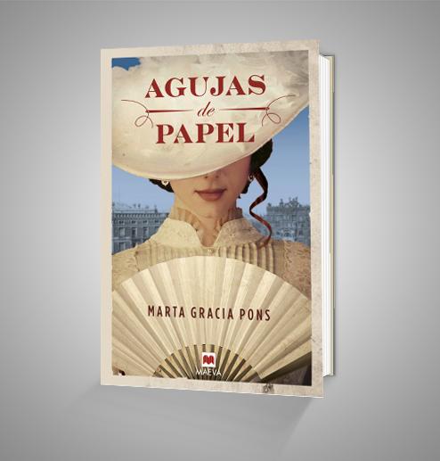 AGUJAS DE PAPEL Urrike liburudenda