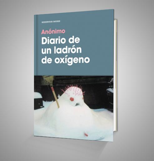 DIARIO DE UN LADRON DE OXIGENO Urrike liburudenda