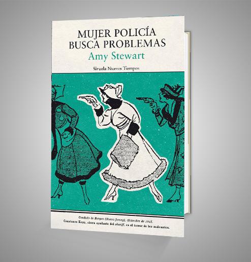 MUJER POLICIA BUSCA PROBLEMAS Urrike liburudenda