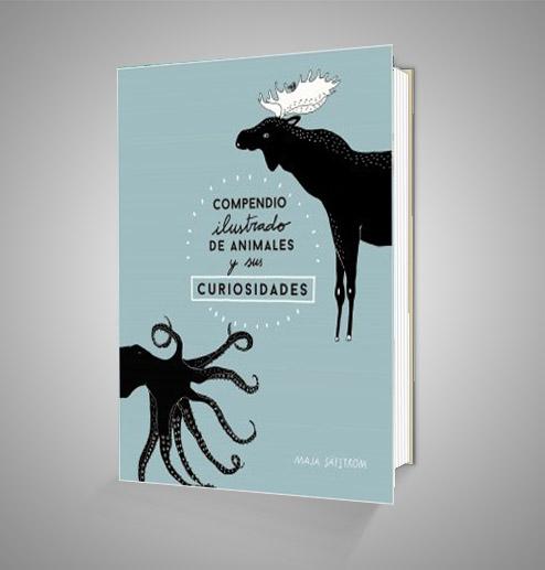 COMPEDIO ILUSTRADO DE ANIMALES FASCINANTES Y SUS CURIOSIDADES Urrike liburudenda