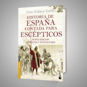 HISTORIA DE ESPAÑA CONTADA PARA ESCEPTICOS Urrike liburudenda