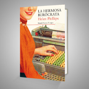 LA HERMOSA BURÓCRATA Urrike liburudenda