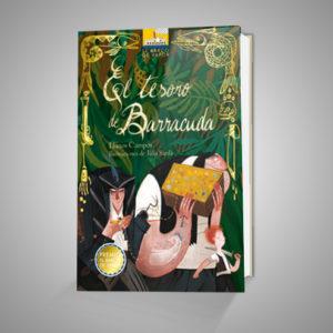 El tesoro de Barracuda urrike liburudenda