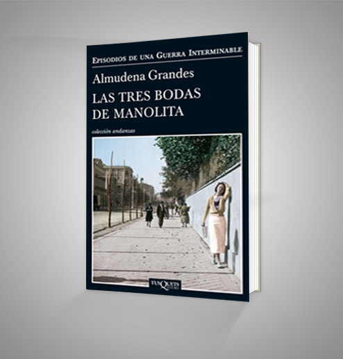 LAS TRES BODAS DE MANOLITA Urrike liburudenda