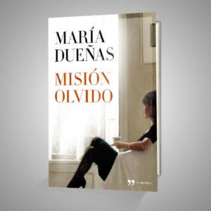 MISIÓN OLVIDO Urrike liburudenda