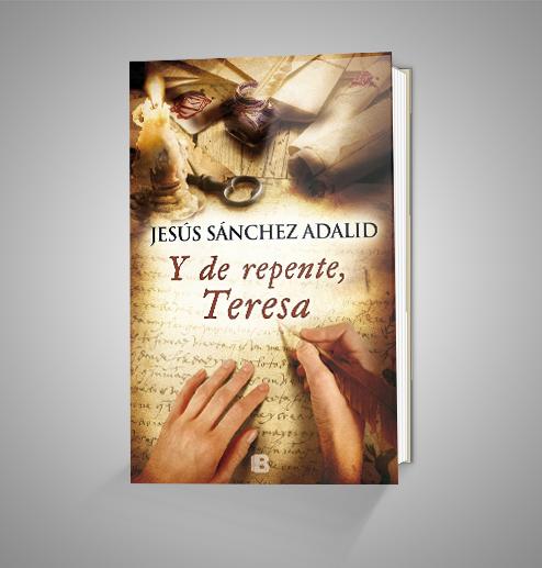 Y DE REPENTE,TERESA Urrike liburudenda