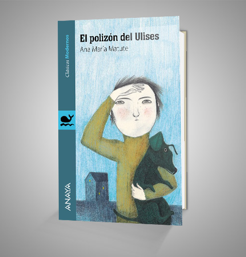 EL POLIZÓN DE ULISES Urrike liburudenda