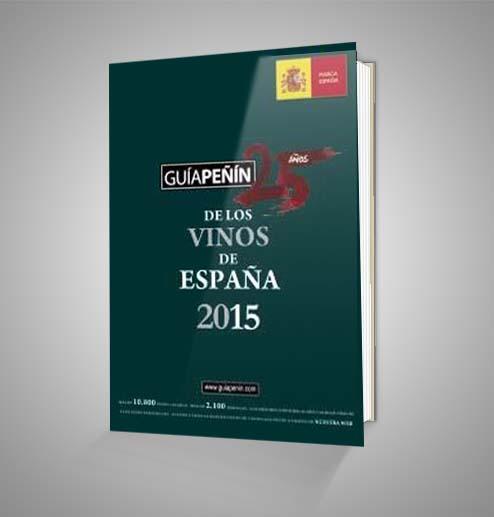 GUIA PEÑIN DE LOS VINOS DE ESPAÑA 2015 Urrike liburudenda