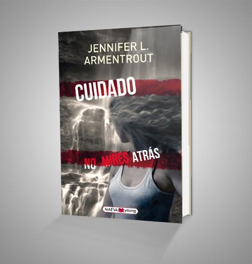 CUIDADO,NO MIRES ATRÁS Urrike liburudenda