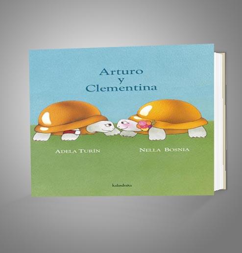 ARTURO Y CLEMENTINA Urrike liburudenda jpg.