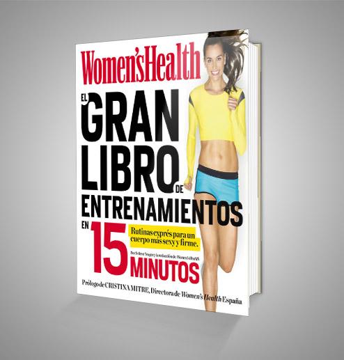 EL GRAN LIBRO DE ENTRENAMIENTOS EN 15 MINUTOS Urrike liburudenda jpg.