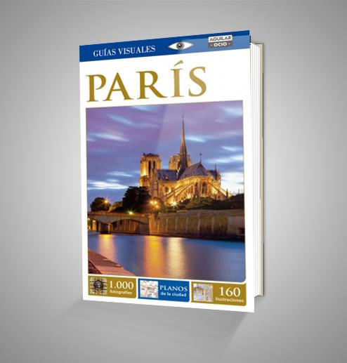 PARIS.GUIA VISUAL 2015 Urrike liburudenda