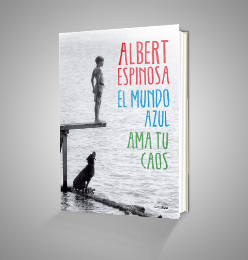 EL MUNDO AZUL.AMA TU CAOS Urrike liburudenda jpg.