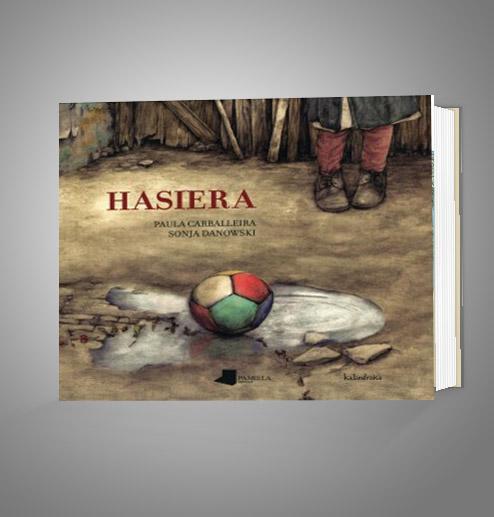 HASIERA URRIKE LIBURUDENDA