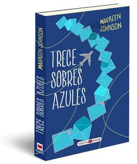TRECE SOBRES AZULES URRIKE LIBURUDENDA