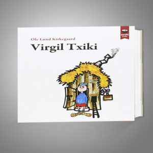 VIRGIL TXIKI URRIKE LIBURUDENDA