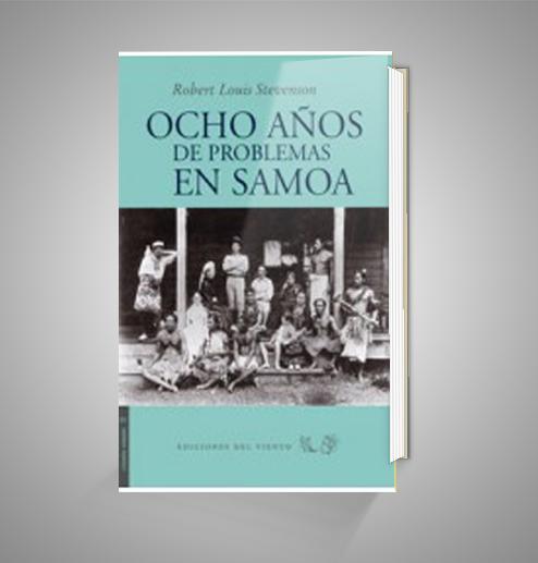 OCHO AÑOS DE PROBLEMAS EN SAMOA URRIKE LIBURUDENDA