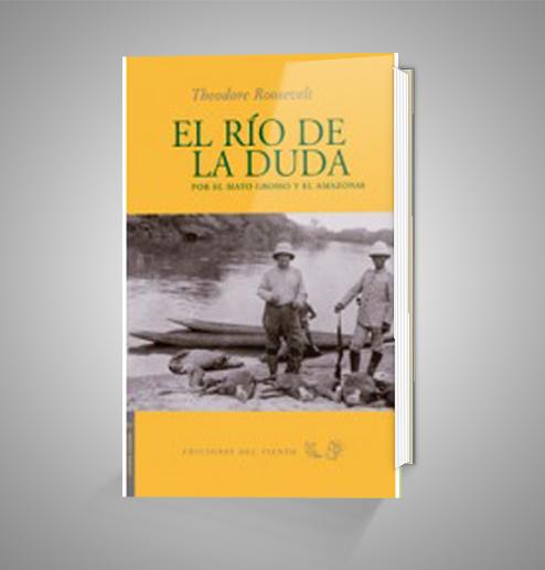 EL RÍO DE LA DUDA URRIKE LIBURUDENDA