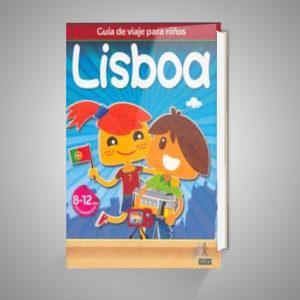 GUÍA DE VIAJE PARA NIÑOS LISBOA URRIKE LIBURUDENDA