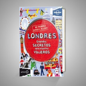LONDRES GRANDES SECRETOS PARA PEQUEÑOS VIAJEROS URRIKE LIBURUDENDA