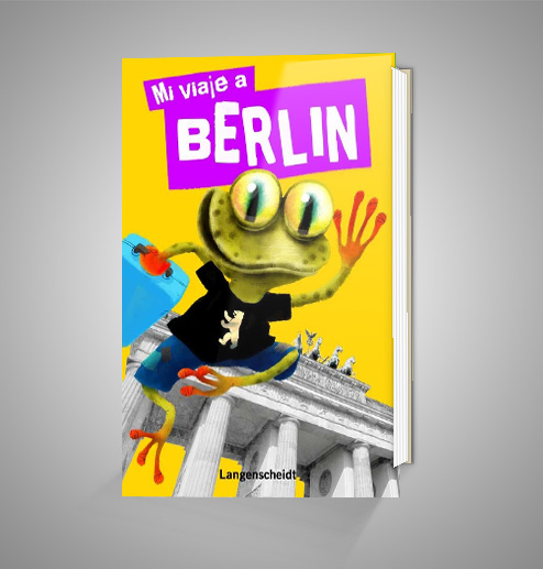 MI VIAJE A BERLÍN URRIKE LIBURUDENDA