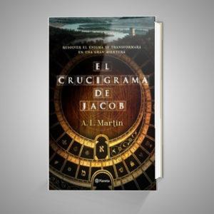 EL CRUCIGRAMA DE JACOB URRIKE LIBURUDENDA