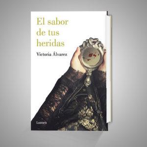 EL SABOR DE TUS HERIDAS URRIKE LIBURUDENDA