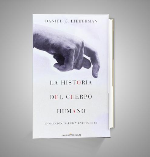 LA HISTORIA DEL CUERPO HUMANO URRIKE LIBURUDENDA