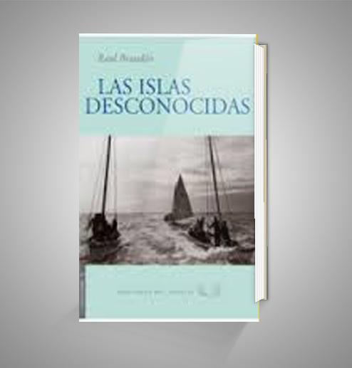 LAS ISLAS DESCONOCIDAS URRIKE LIBURUDENDA