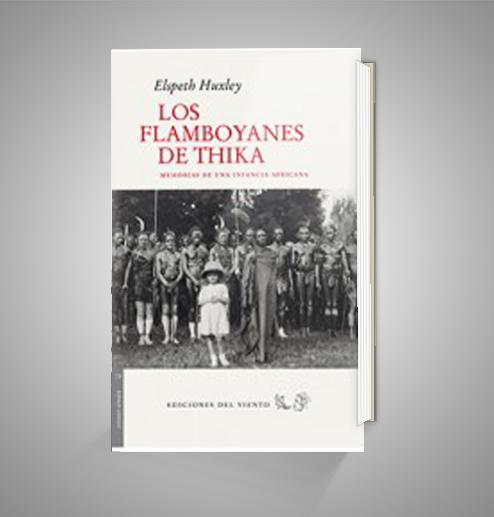 LOS FLAMBOYANES DE THIKA URRIKE LIBURUDENDA