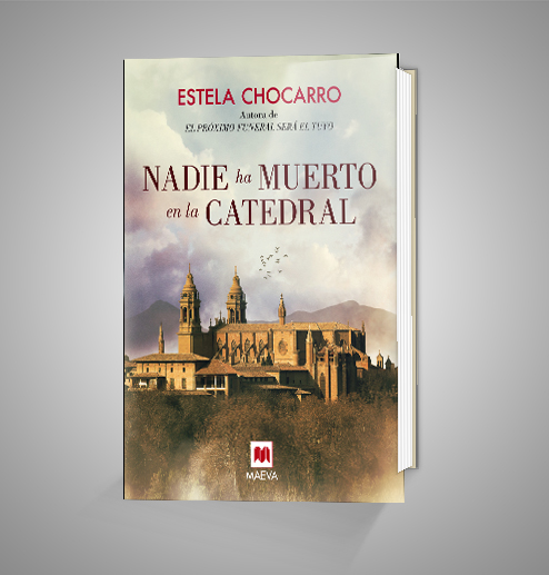 NADIE HA MUERTO EN LA CATEDRAL URRIKE LIBURUDENDA