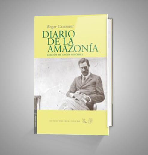 DIARIO DE LA AMAZONÍA URRIKE LIBURUDENDA