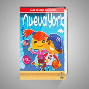 GUÍA DE VIAJE PARA NIÑOS NUEVA YORK URRIKE LIBURUDENDA